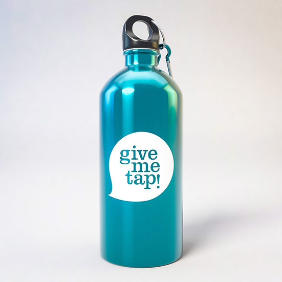 GiveMeTap! Water Bottle