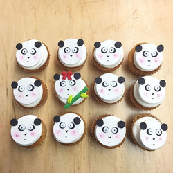 What an embarrassment! 😍 and if you didn't know, that's what a bunch of pandas are called! More lik