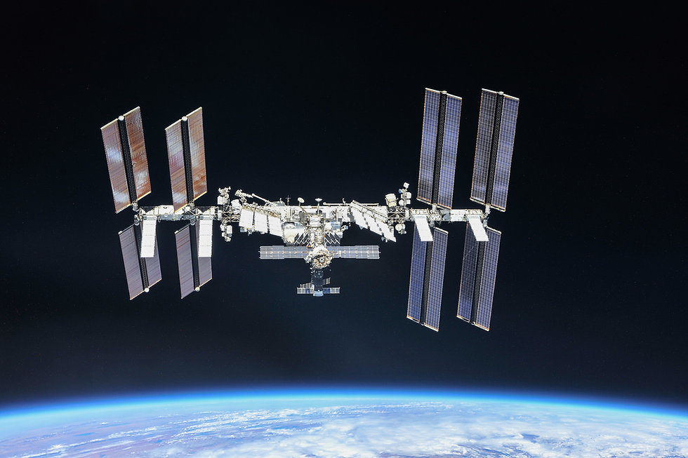 תחנת החלל הבינלאומית – הבית של האסטרונאוטים / איתן סטיבה