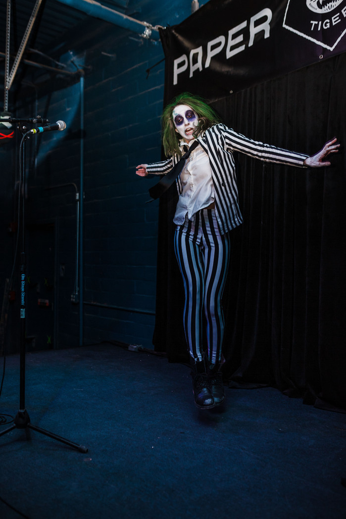 """Lithium"" Halloween Release Show"
