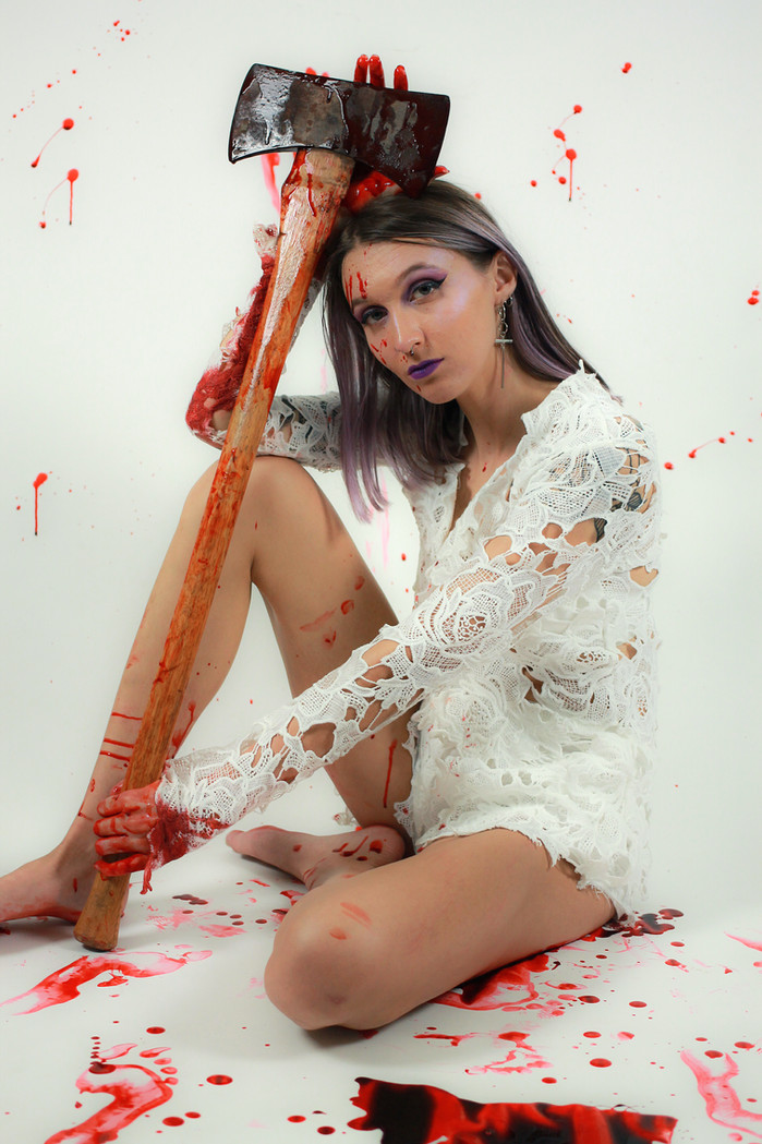 Voodoo Doll Promo Shoot
