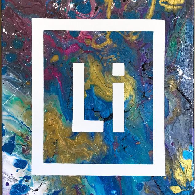 Custom Lithium Painting
