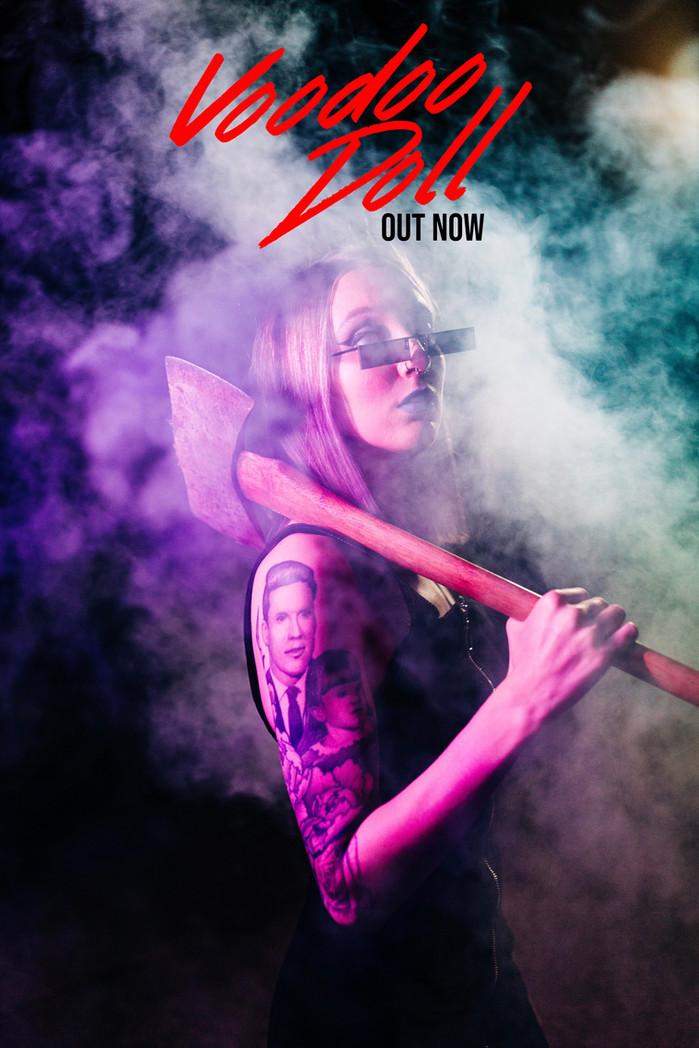 Voodoo Doll Release Poster