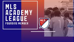 Fusion Founding Member MLS Elite Academy