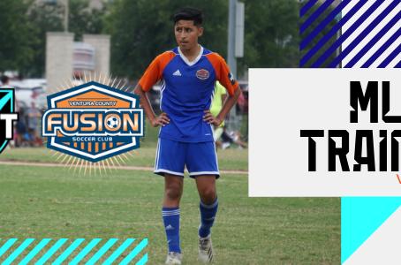 MLS Next ID SESSION & Camp