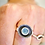 Thumbnail: Aquamarine Eye Ring