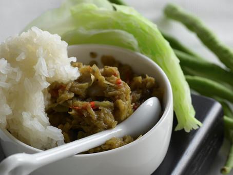 น้ำพริกหนุ่ม - Nam Prik Num