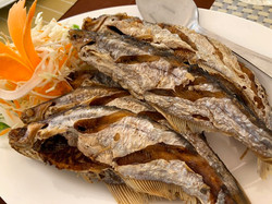 06 ปลาสังกะวาสทอด