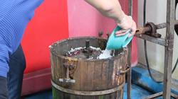 06 ขั้นตอนการทำไอศกรีมมะพร้าวน้ำหอม
