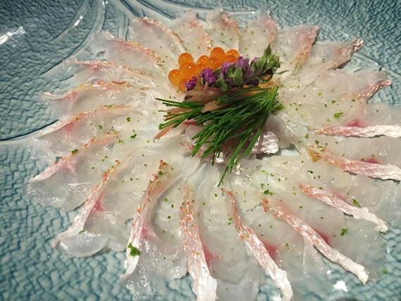 09 ปลาเนื้อขาวสไลด์บางๆ