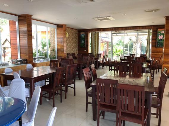 15 บรรยากาศของห้องอาหาร