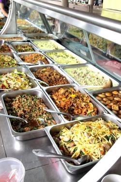 24 อาหารต่างๆ ที่ร้าน