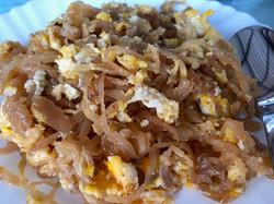 09 ไชโป๊วผัดไข่