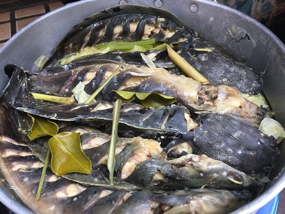 09 ปลาดุกนึ่ง