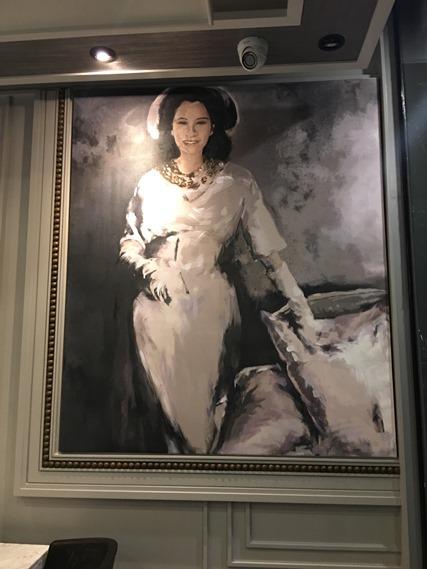 15 ภาพวาดท่านผู้หญิงเลอศักดิ์