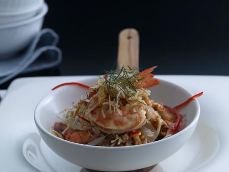ยำทะเล - Spicy Thai Seafood Salad