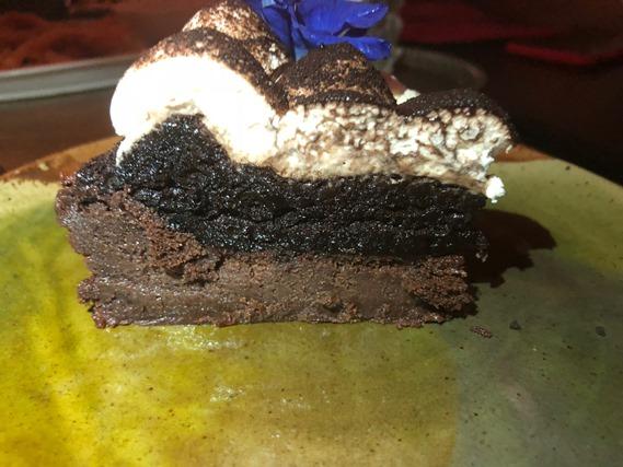 11 เค้กช็อกโกแลตไร้แป้ง