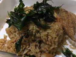 06 ข้าวผัดปลาสลิด