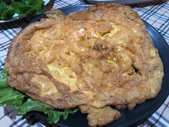 09 ไข่เจียวกุ้ง
