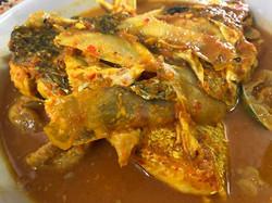 08 แกงเหลืองหัวปลากะพง