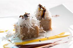 Thai Banana Pudding