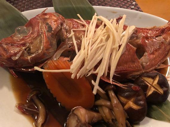 23 ปลาโฮโบะต้มซีอิ้ว