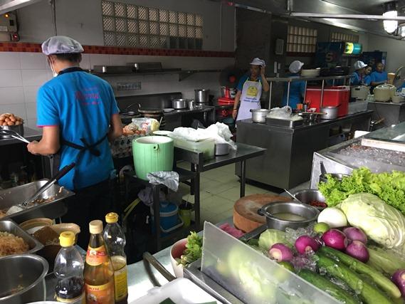 19 ความสะอาดภายในครัว