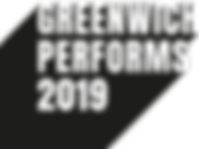 Greenwich Performs 2019 balck and white
