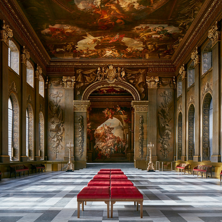 MUSIC + MAJESTY @ The Painted Hall