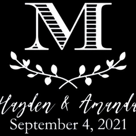 Amanda & Hayden's Wedding at White Oak Farm - Morrow, Ohio