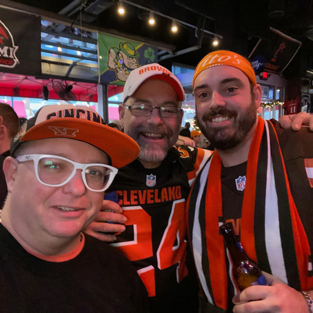 Holy Grail Banks Bengals Post Game