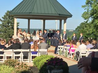 Wedding - Drees Pavilion