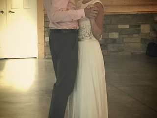 Josh and Angie - Timeless Charms in Camden OH