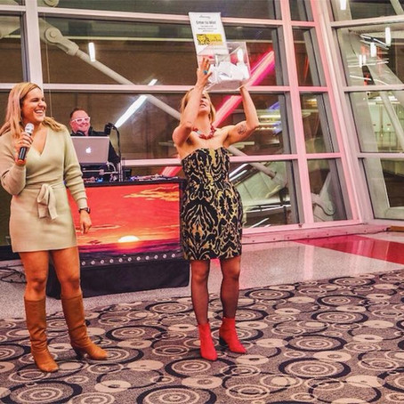 Cincinnati Magazine Best of the City Party at Great American Ballpark