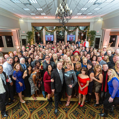 Warehouse Holiday Party at Drees Pavilion