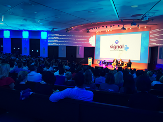 Signal 2017 | P&G Headquarters, Downtown Cincinnati OH