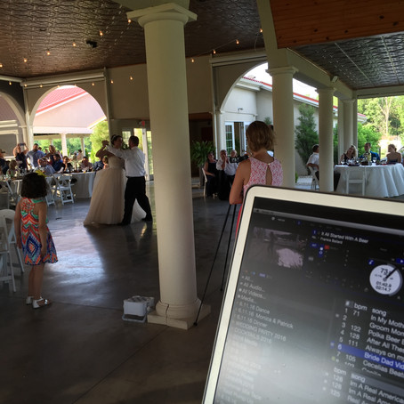 Monica & Patrick's Wedding at Cedar Springs Pavilion