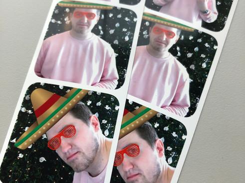 Printing - Photostrips
