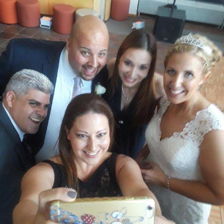 Trisha & Omar's Wedding at Paul Brown Stadium
