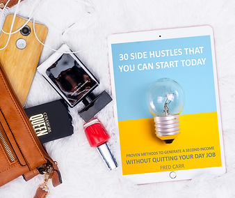 30 side hustles that you can start today