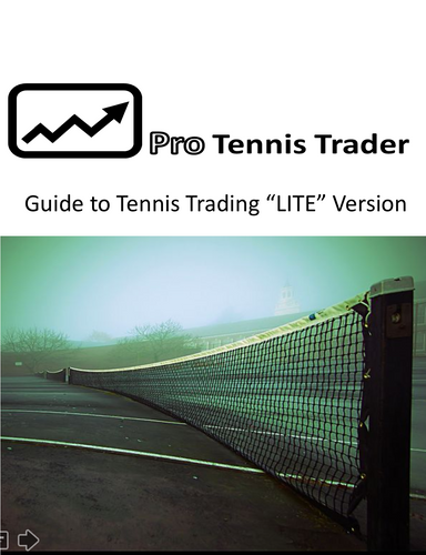 Guide to Tennis Trading