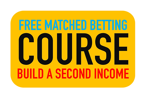 Free Matched Betting course