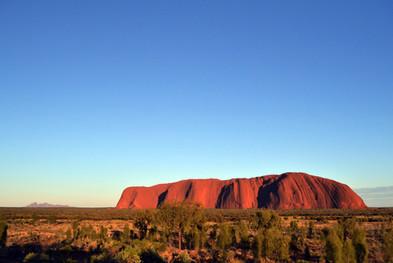 Red Centre of Australia