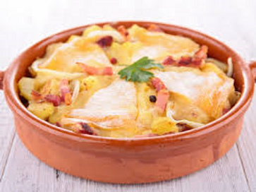 Courpalay : Tartiflette