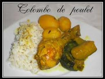 Courtomer : Repas Créole
