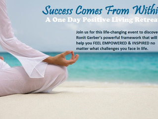 EVENT: 'Success Comes From Within'                - A One Day Experience
