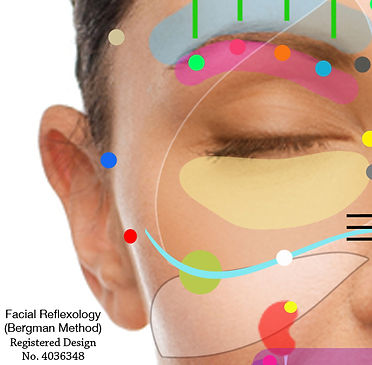 Francesca Turner's Facial Reflexology at The Natural Gateway Clinic, Borehamwood