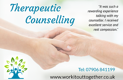 Work It Out Together Therapeutic Counsel