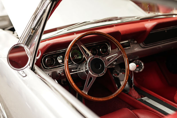 high-angle-closeup-shot-of-white-retro-c