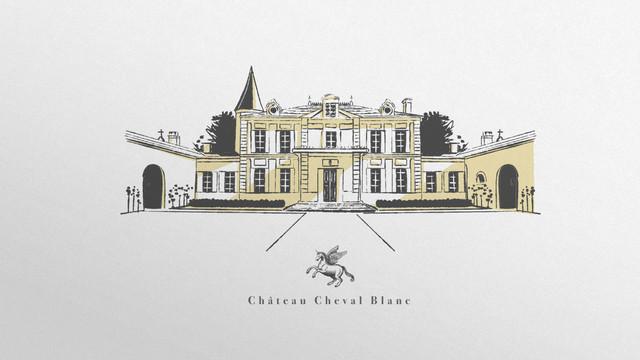 Château Cheval Blanc & Identité visuelle